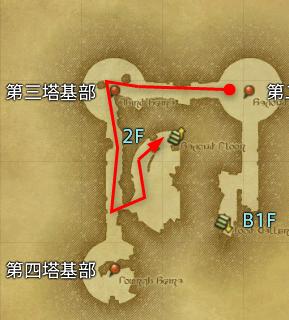 シリウス大灯台マップ2-1