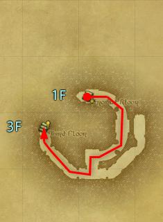 シリウス大灯台マップ2-2